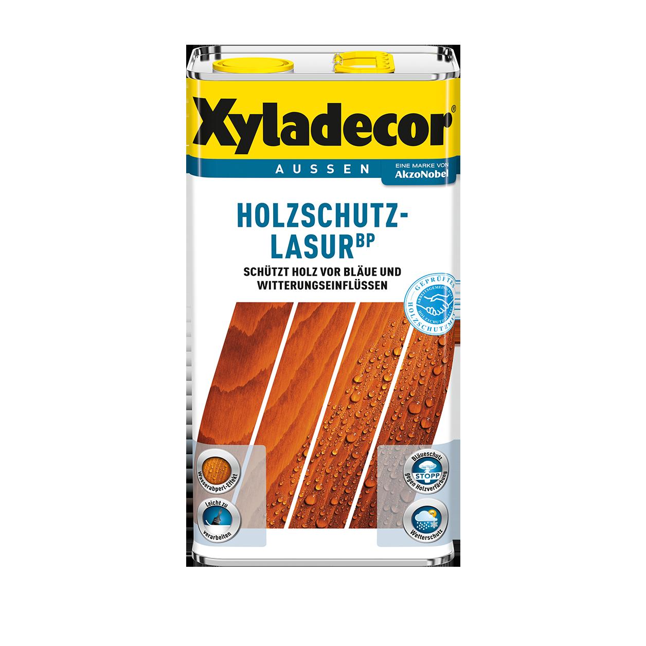 Xyladecor Holzschutz-Lasur BPR