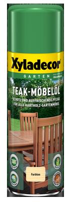 Xyladecor Teak-Möbelöl Spray