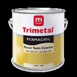 Permacryl Decor Satin Exterior