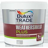 Dulux Trade Weathershield Plus homlokzatfesték bázis