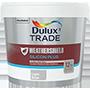 Dulux Trade Weathershield Silicon Plus homlokzatfesték bázis