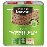 Vlonder- & Terrasolie Bankirai UV Proof