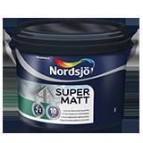 Nordsjö Supermatt fasadfärg