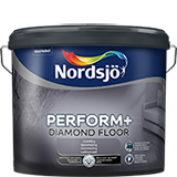 Nordsjö Perform+ Diamond Floor golvfärg