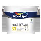 Nordsjö Ceiling Paint 3