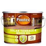 Pinotex Solar Terrace & Wood Oil