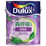 多乐士森呼吸无添加硅藻抗甲醛5合1墙面漆
