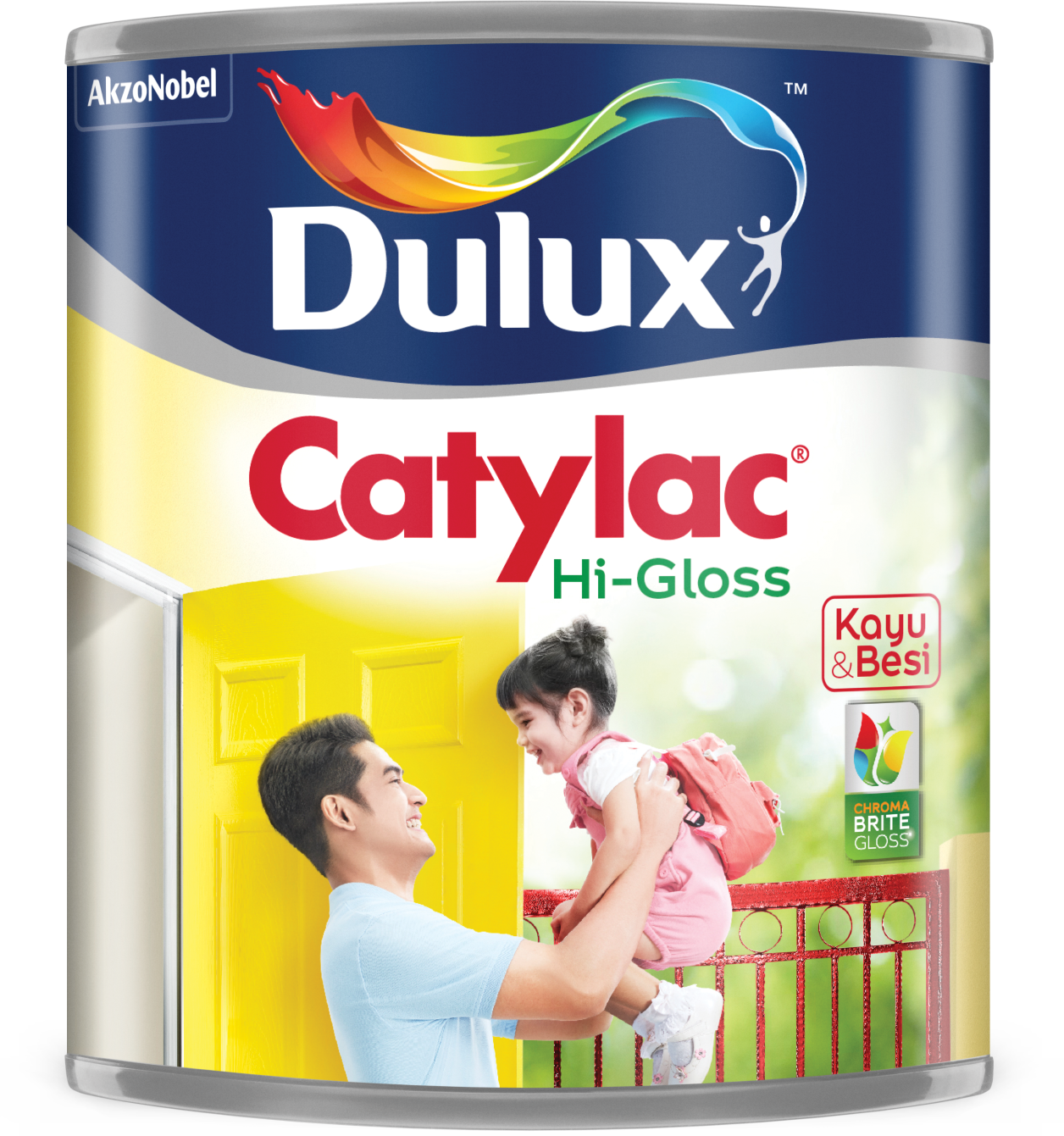 Dulux Catylac Hi-Gloss