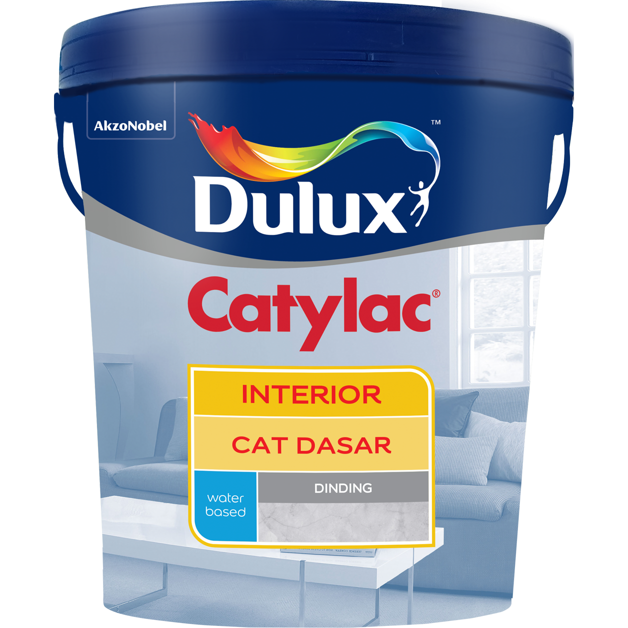 Dulux Catylac Cat Dasar Interior