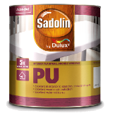 Sadolin Interior PU White Matt