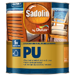 Sadolin Exterior PU Clear Gloss