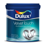 Dulux Velvet Touch - Platinum Glo