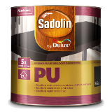 Sadolin Interior PU Black Gloss
