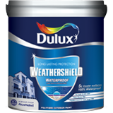 Dulux Weathershield Waterproof