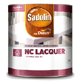 Sadolin Interior NC Lacquer White