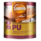 Sadolin Interior PU Clear Matt