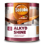 Sadolin Interior Alkyd Shine Clear