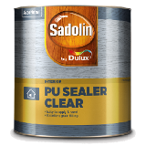 Sadolin Interior PU Sealer Clear