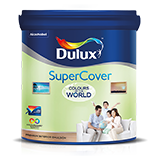 Dulux SuperCover - Colours of the World