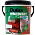 Dulux WoodCare Diamond Tough Exterior Clear Topcoat Semi-Gloss