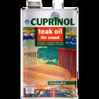 คิวปริโนล ทีค ออยล์ น้ำมันรักษาเนื้อไม้