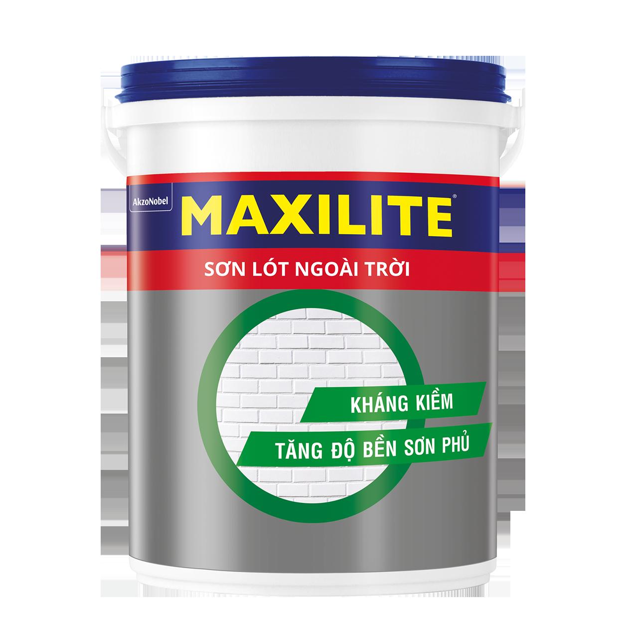 Maxilite Sơn Lót Ngoài Trời