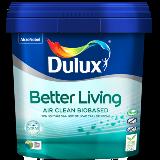 Sơn nội thất gốc sinh học Dulux Better Living Air Clean Siêu Bóng