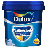 Dulux Weathershield Colour Protect Bề Mặt Mờ