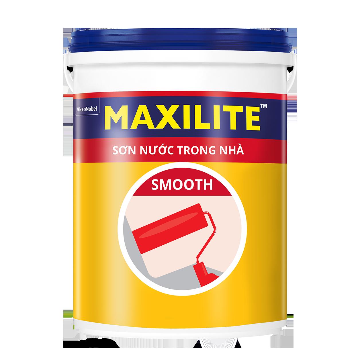 Sơn Nước Trong Nhà Maxilite Smooth
