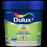 Dulux EasyClean Chống Bám Bẩn Kháng Virus – Bề Mặt Mờ