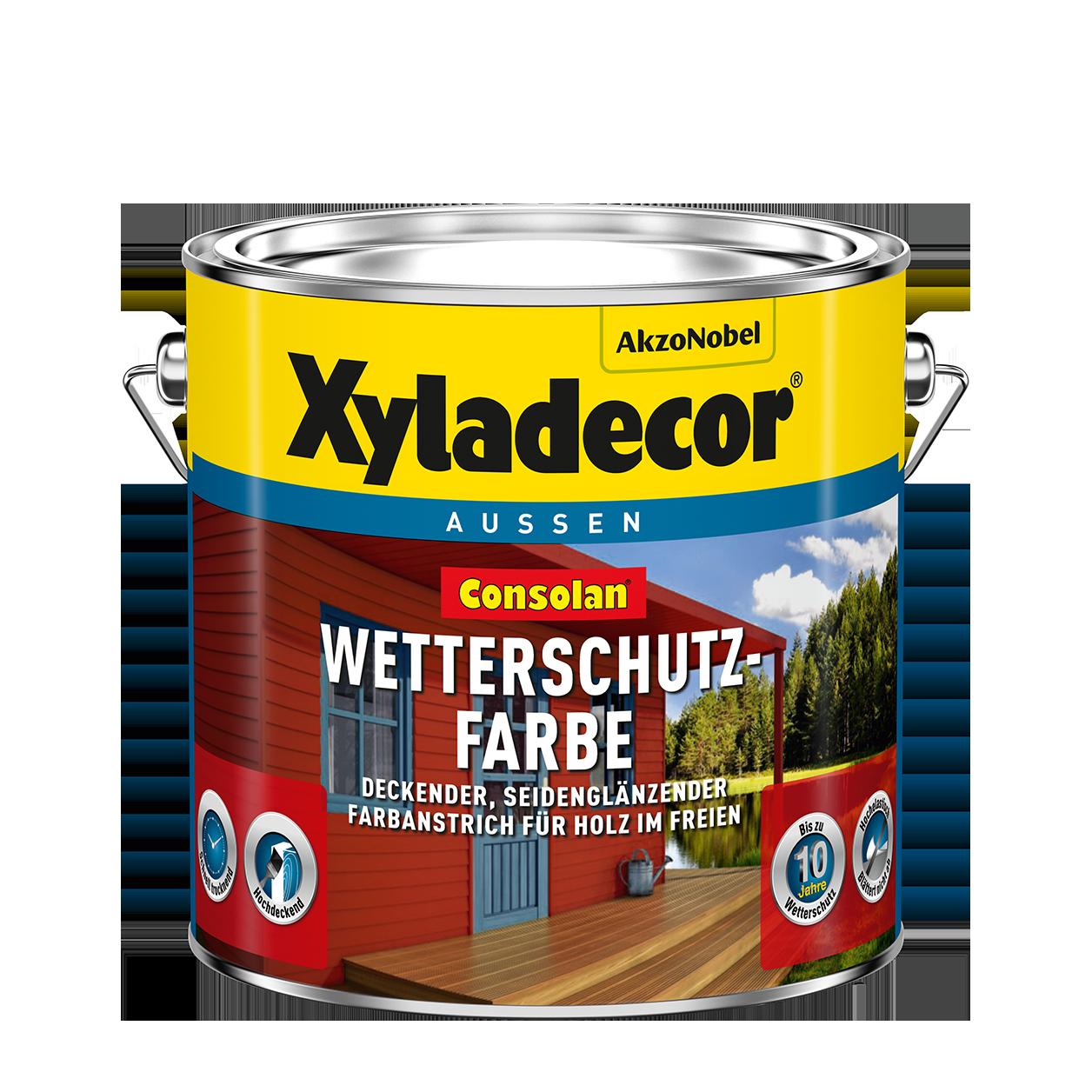 Xyladecor Consolan Wetterschutz-Farbe