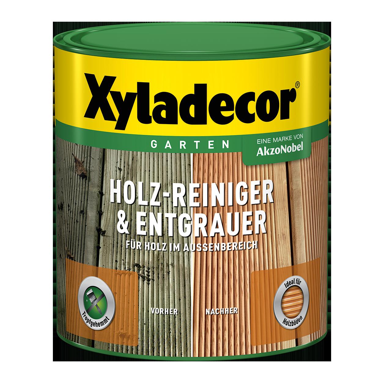 Xyladecor Holz-Reiniger & Entgrauer