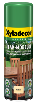 Xyladecor Teak-Möbelöl Spray