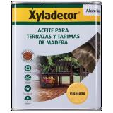 Aceite para Terrazas y Tarimas de Madera