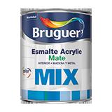 Esmalte Acrylic Mate Mix