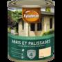 Lasure Protectrice pour bois extérieur Abris et Palissades Mat Translucide