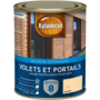 Lasure Protectrice Volets et Portails Satin Transparent