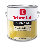 Permacryl Decor Satin Exterior