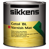 Cetol BL Varnish Mat