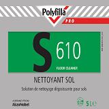 S610 Nettoyant sol