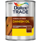 DULUX TRADE DANISH OIL
