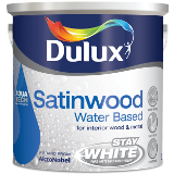 Dulux Stay White with Aquatech Satinwood