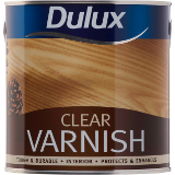 Clear Varnish Satin