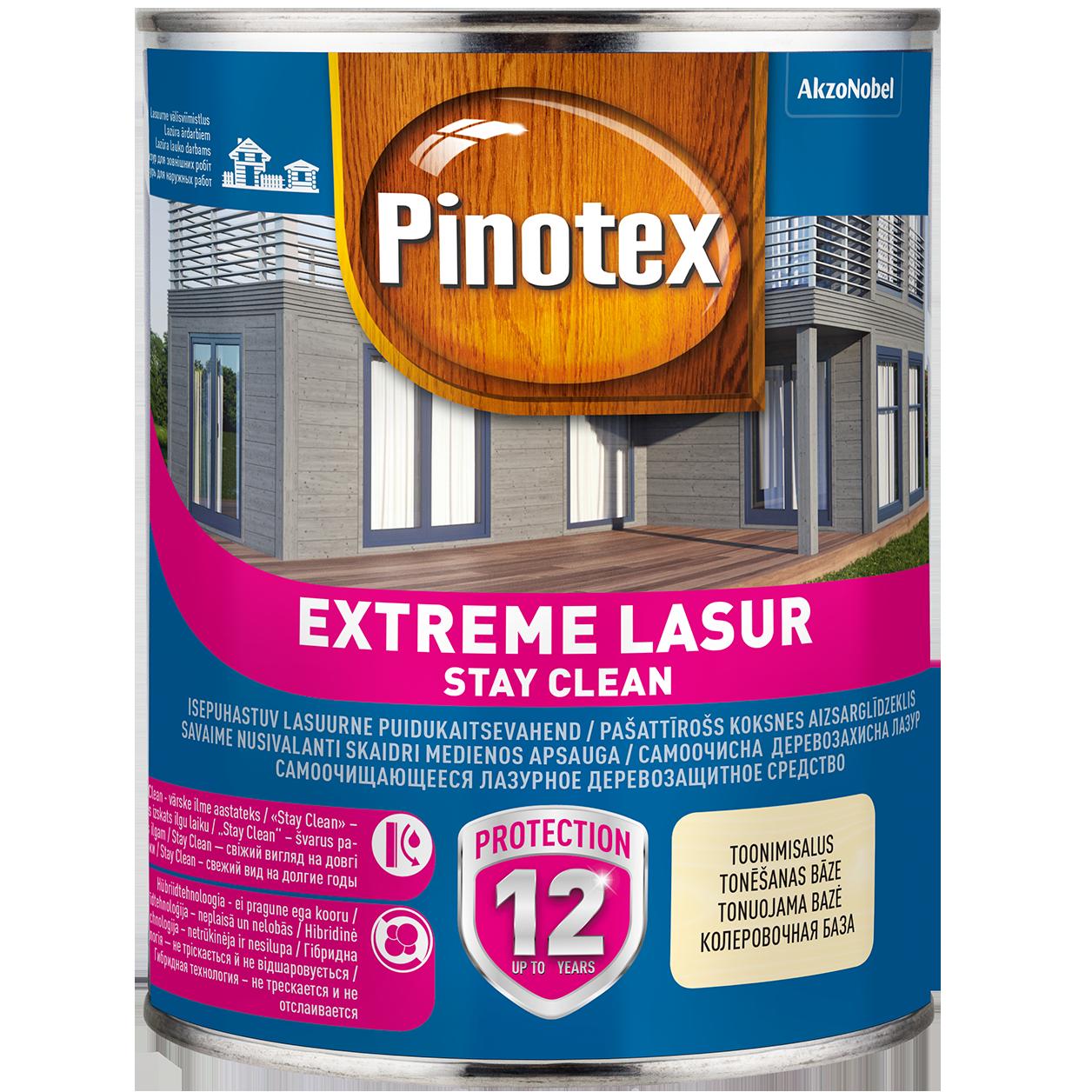 Pinotex Extreme Lasur