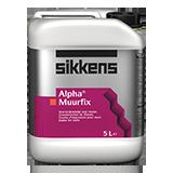 Alpha Muurfix
