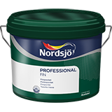 Nordsjö Professional Fin/Platesparkel