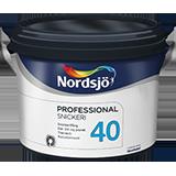 Nordsjö Professional Dør list og panel 40