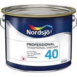 Nordsjö Professional Traditional dør list og panel 40