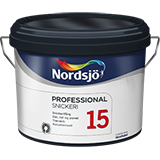 Nordsjö Professional Dør list og panel 15