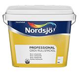 Nordsjö Professional Grov Rullesparkel